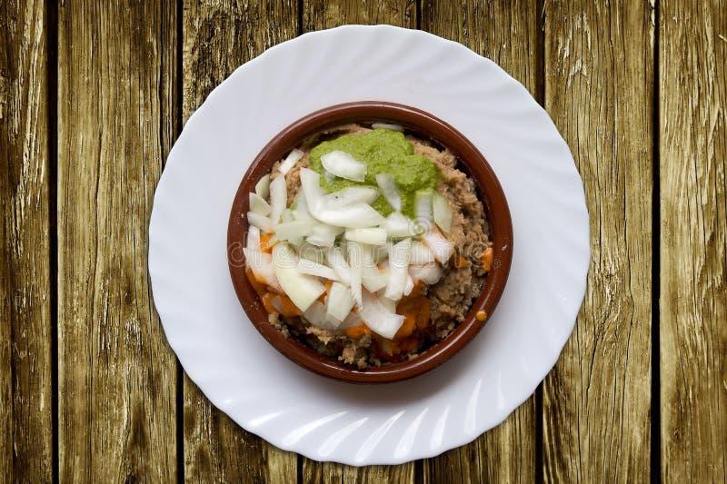 Tipical Lebensmittel Gofio der Kanarischen Inseln stockfotografie