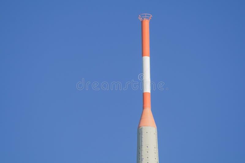 Tipicamente Dusseldorf - a torre da tevê imagem de stock royalty free