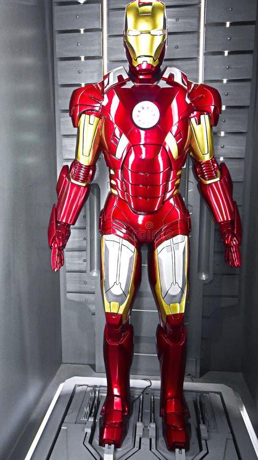 Tipo 3 Mark-3 modelo del hombre del hierro imagen de archivo libre de regalías