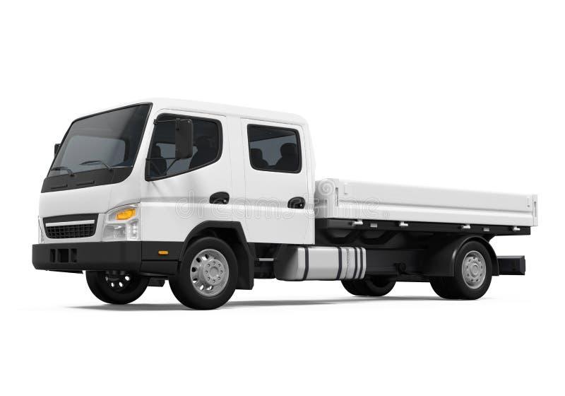 Tipper Dump Truck illustration libre de droits