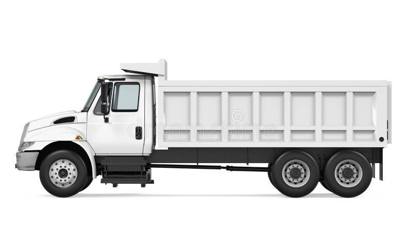 Tipper Dump Truck illustration de vecteur