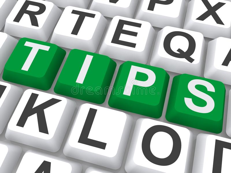 Download Tips Stock Images - Image: 36696594