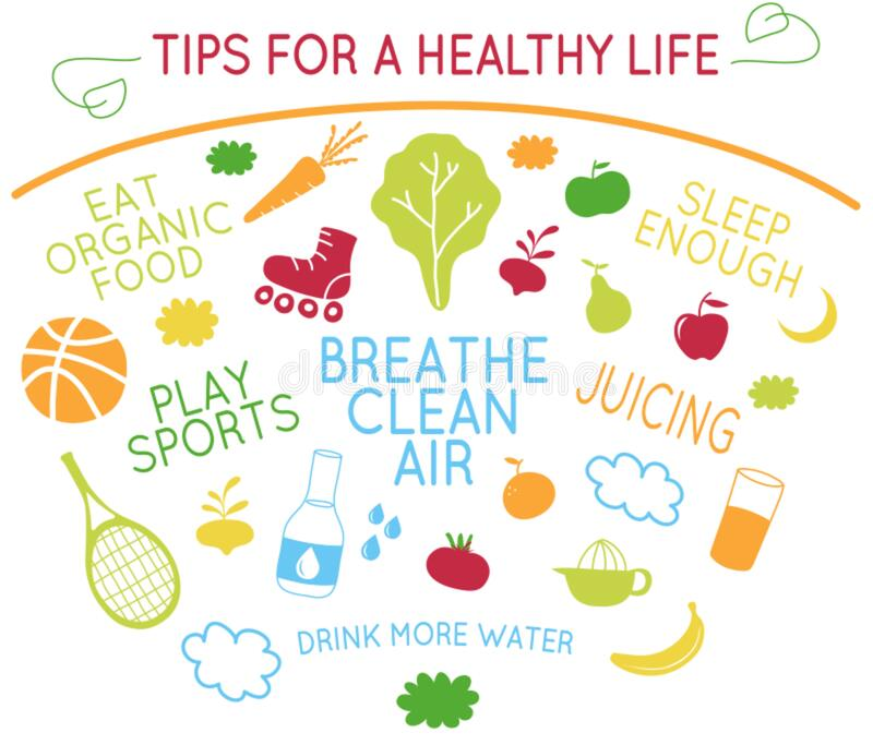 Tips For Healthy Life Free Public Domain Cc0 Image