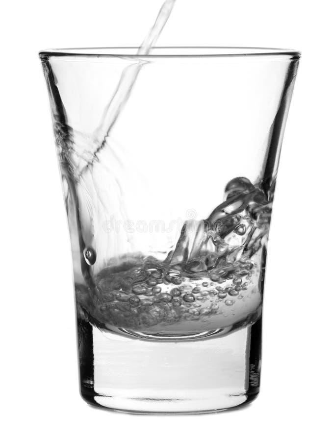 Tiré de la vodka photos libres de droits