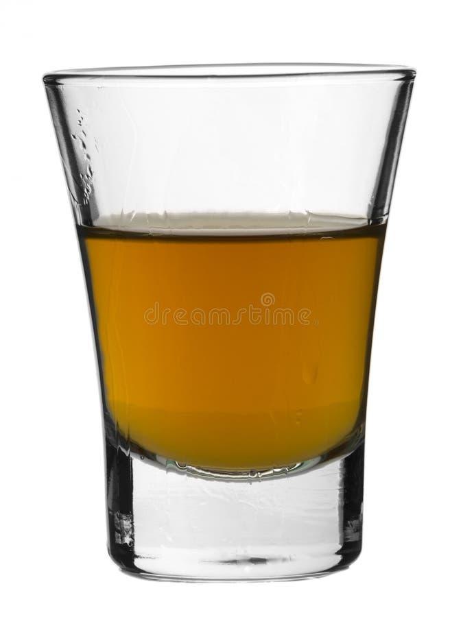 Tiré du whiskey photos libres de droits