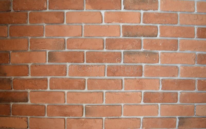 Tir de large écran d'illustration rugueuse de mur de brique photo stock