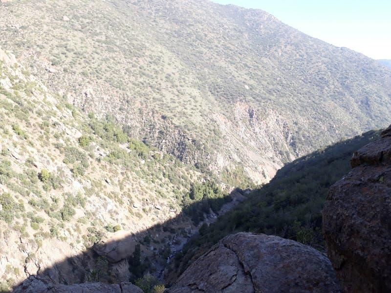Tir de montagne photo libre de droits