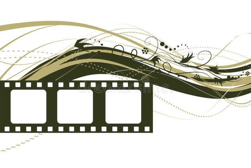 Tira de la película libre illustration