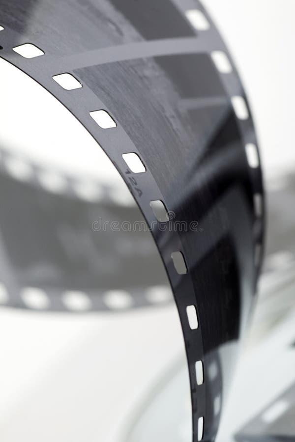 Tira de la película negativa fotos de archivo libres de regalías