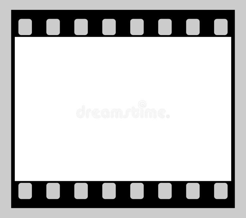 Tira do filme imagem de stock royalty free