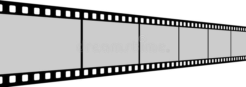 Tira do filme fotos de stock royalty free