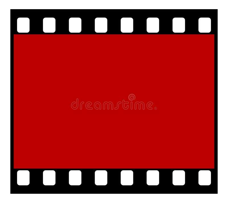 Tira do filme fotografia de stock royalty free