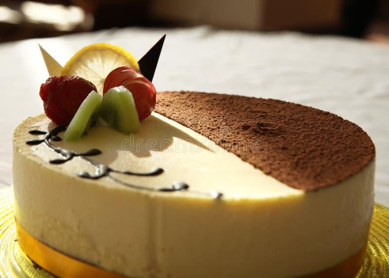 Tiramisu cake stock photo Image of fruits close pastry 14710574