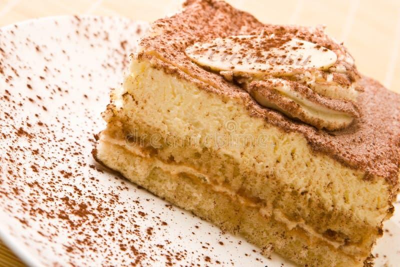 Download Tiramisu Delicioso Con El Chocolate Imagen de archivo - Imagen de cena, coma: 7150503