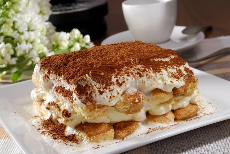 Download Tiramisu Dessert stock photo. Image of coffee, dessert - 5446918