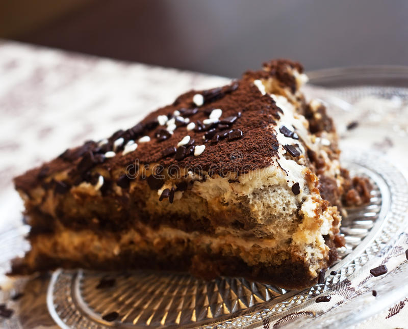 Download Tiramisu fresh cake stock image. Image of delicious, biscuit - 20082239