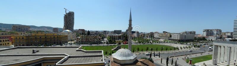 Tirana, Albania immagini stock libere da diritti