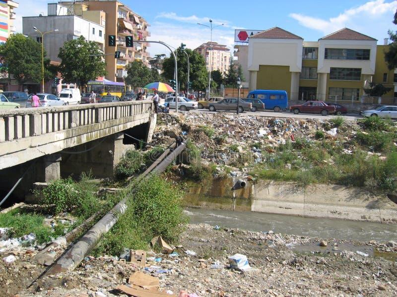 Tirana, Albania Editorial Stock Photo