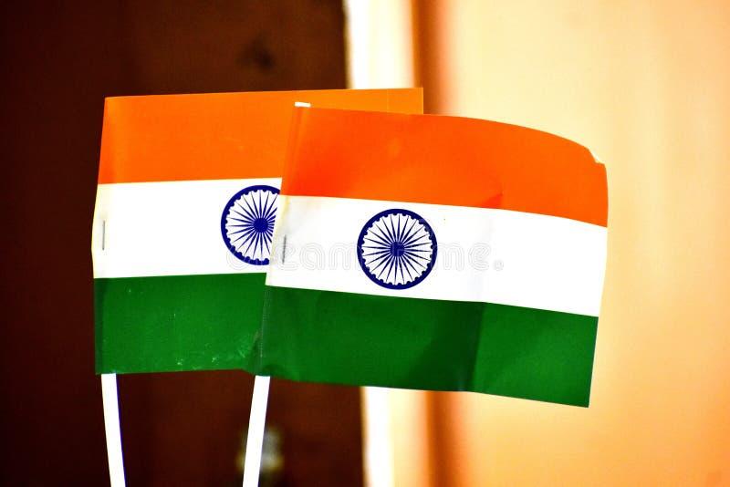 Tiranga, bandera nacional de la India fotos de archivo libres de regalías