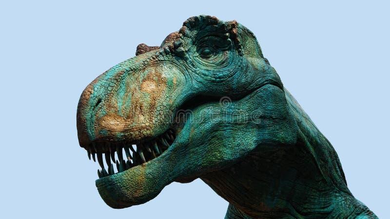 Tiranosaurio Rex Jurassic Park fotos de archivo libres de regalías
