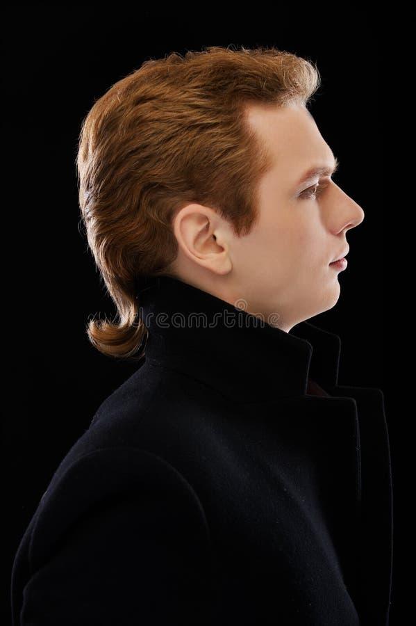 Tirante Red-haired fotografie stock libere da diritti