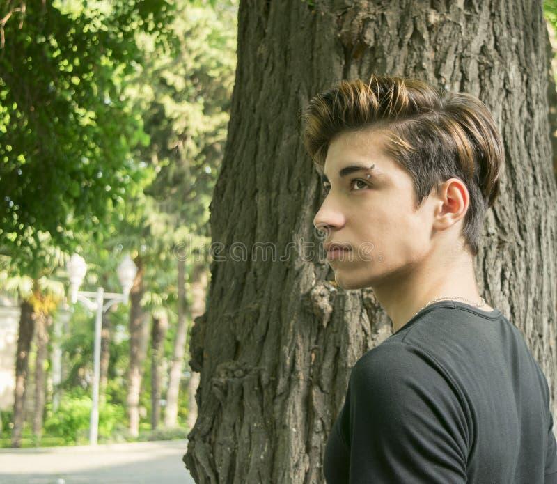 Download Tirante teenager fotografia stock. Immagine di modo, sano - 55361156