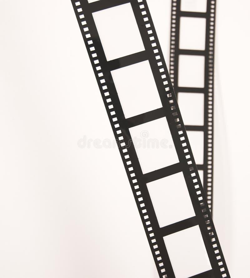 Tiras da película foto de stock royalty free