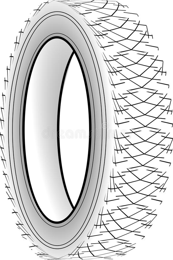The Tire royalty free stock images