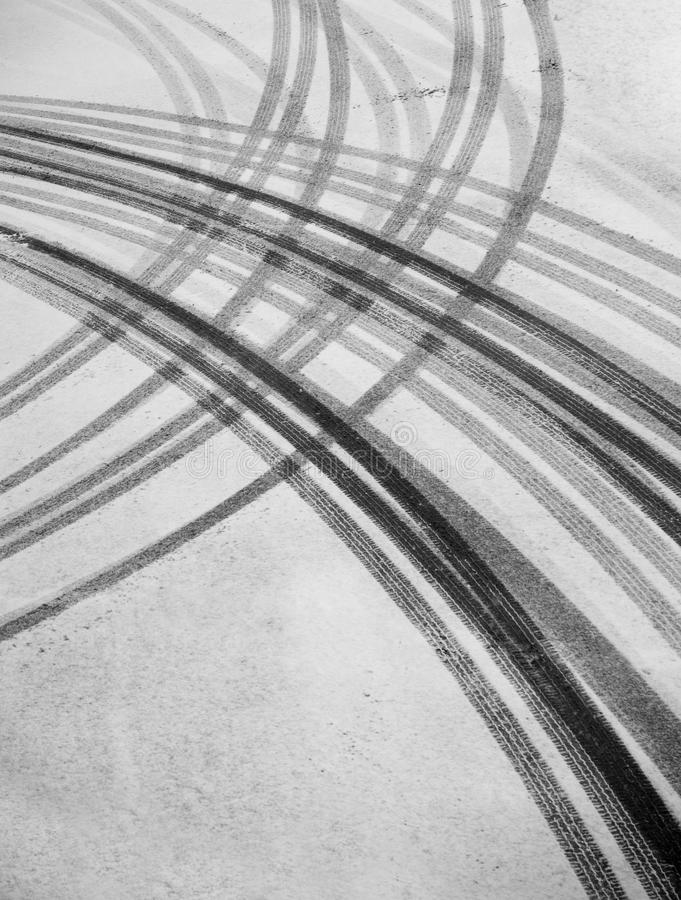 Download Tire Tracks Royalty Free Stock Photo - Image: 19934125