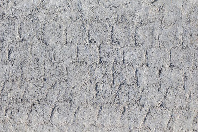 Tire tracks tire marks on Concrete as abstract texture stock image