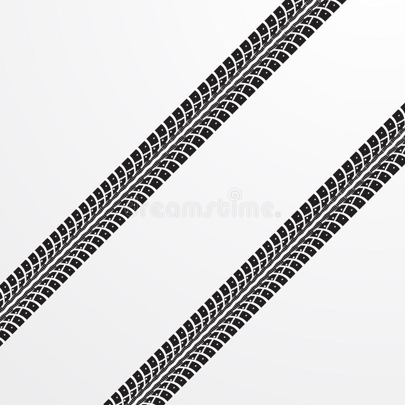 tire tracks vector stock vector illustration of tires 71298310 rh dreamstime com tire tracks vector png vector tire tracks free download
