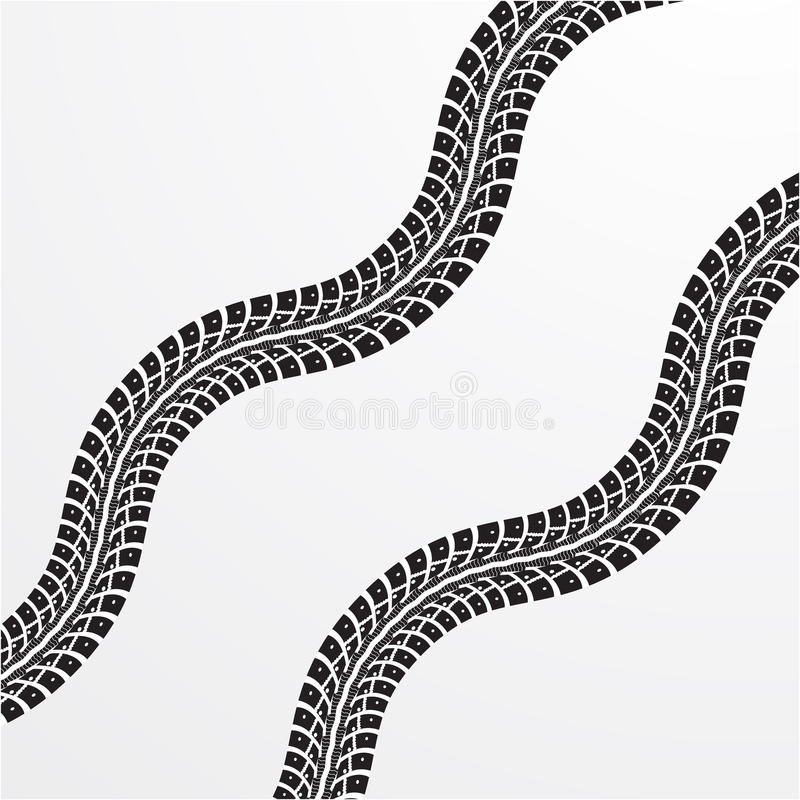 tire tracks vector stock vector illustration of computer 71307256 rh dreamstime com tire track vector round border frame tire track vector free download