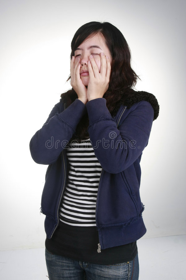 Download Tired Royalty Free Stock Photo - Image: 8509825