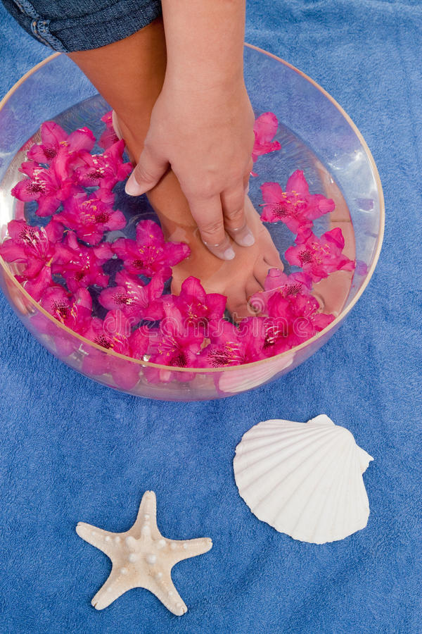Download Tired feet stock photo. Image of beauty, toes, relaxing - 25530112