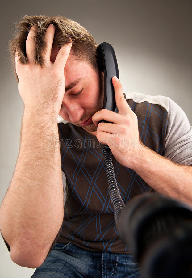 Download Tired Office Manager Stock Photography - Image: 18870152