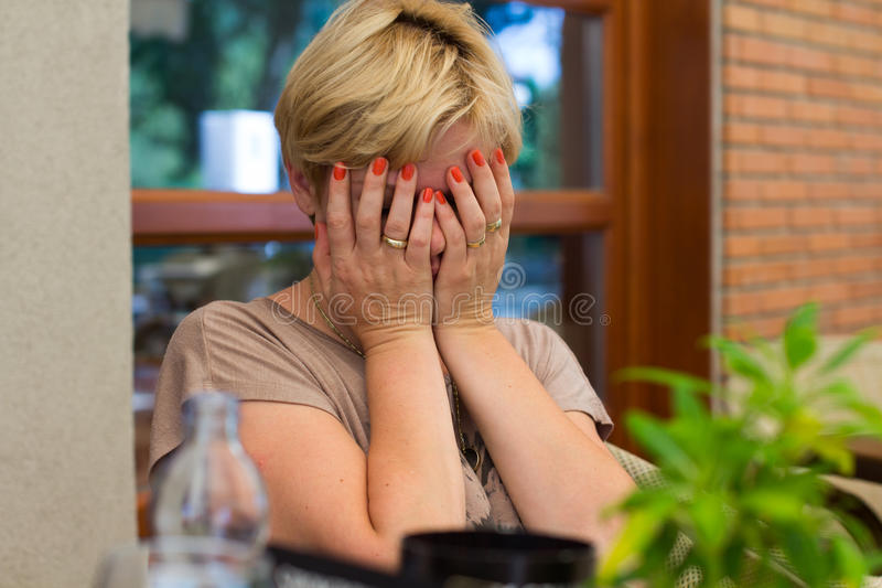 Download Tired Woman 2 Royalty Free Stock Image - Image: 26258866