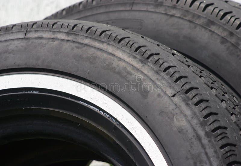 tires 库存图片