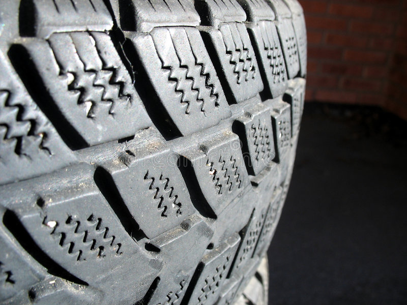 Tires 2 royalty free stock images
