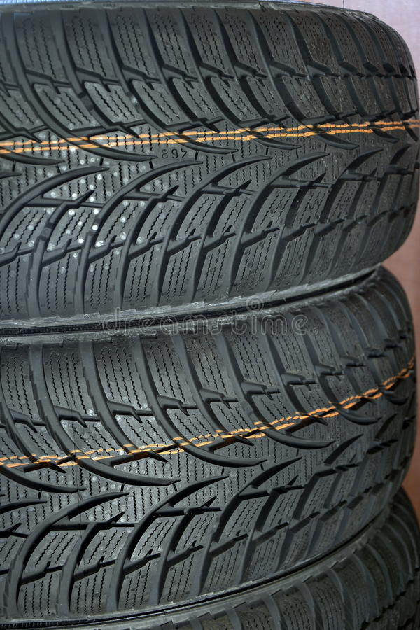 Tires car stock photography