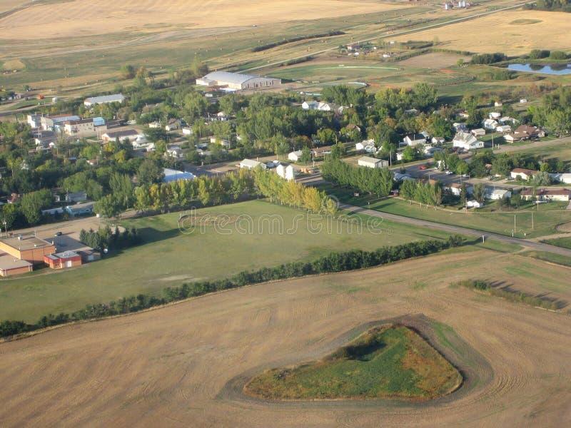 Download Tiro aéreo de Saskatchewan imagem de stock. Imagem de distância - 534257