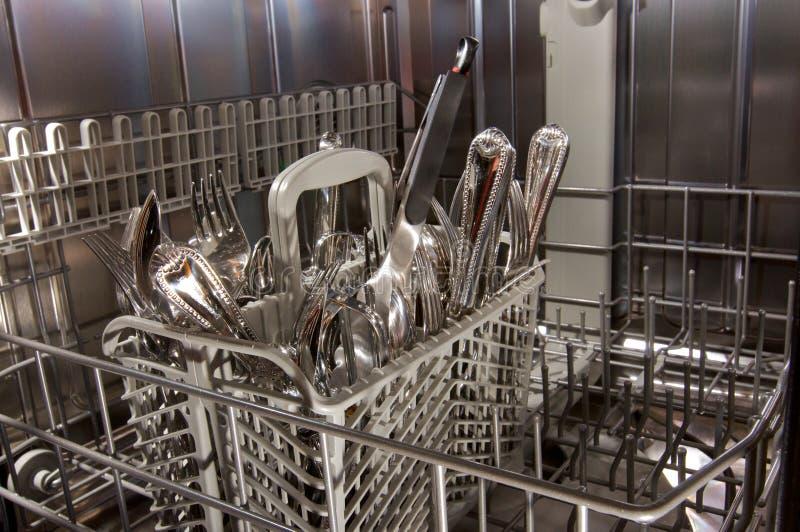 tiroir inf rieur int rieur de lave vaisselle presque vide. Black Bedroom Furniture Sets. Home Design Ideas