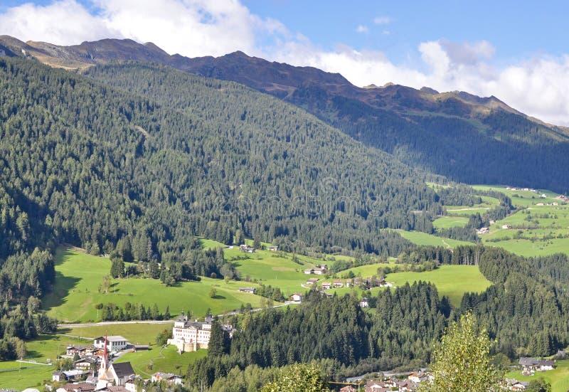 Tirol krajobraz zdjęcia stock