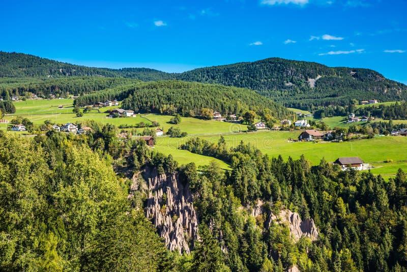 Tirol maravilhoso fotografia de stock royalty free