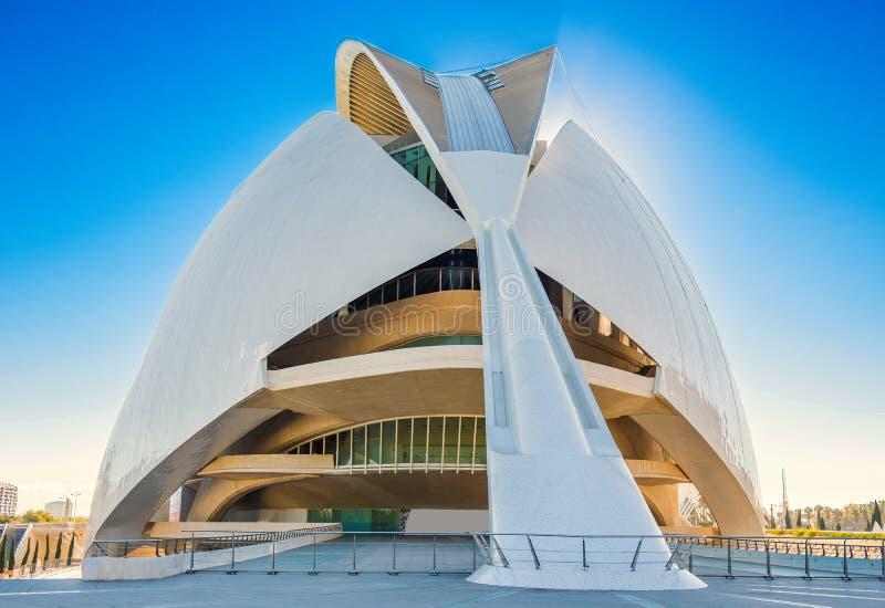 Tirs de la ville i de Valence de l'Espagne - voyage l'Europe photographie stock