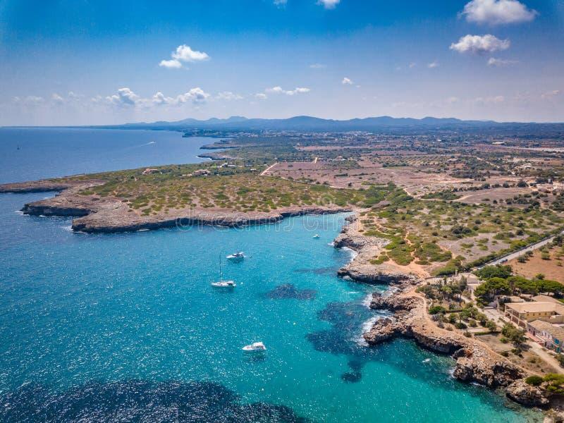 Tirs Majorque de bourdon baléare photos libres de droits