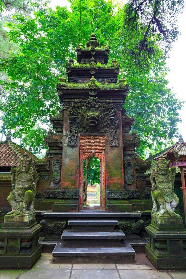 tirtha виска pura Индонесии empul bali стоковое фото rf