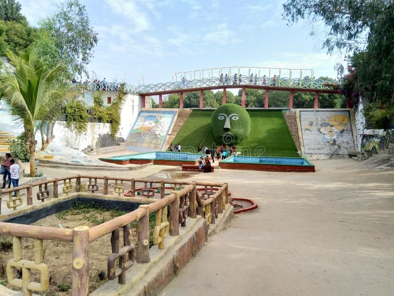 Tirupati Rishivan royalty-vrije stock foto