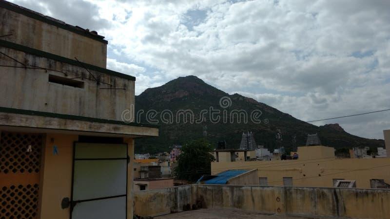 Tiruvannamalai royalty-vrije stock afbeelding