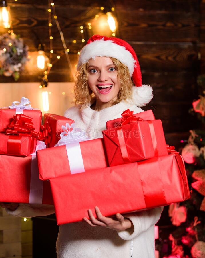 Christmas Vacation Store Girl: Winter Vacation. Clothes Shop. Winter Collection. Small