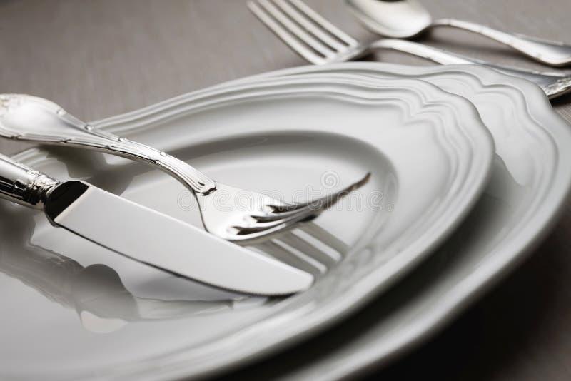 Tischbesteck 7 lizenzfreies stockfoto
